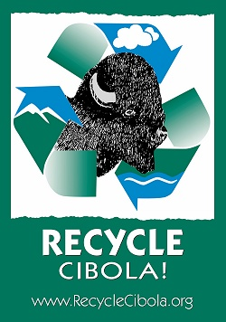 Recycle Cíbola!